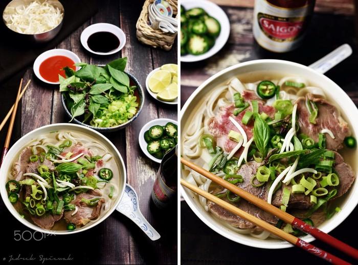 Hương vị phở chuẩn Việt Nam