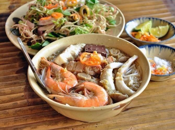 Đây sẽ là món ăn từ sợi độc đáo của riêng Việt Nam
