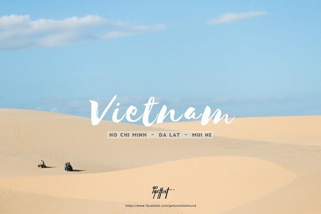 Bộ ảnh: Cảnh sắc Việt Nam xuất hiện tuyệt đẹp trên trang du lịch nổi tiếng ở Thái Lan - Ảnh 1.