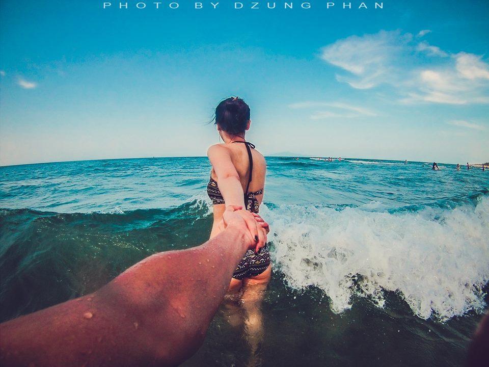 Bộ ảnh được chàng trai Máu pha xăng và cô nàng Nana Nim (biệt danh của Dũng và Trang) được thực hiện từ năm 2014 đến nay.
