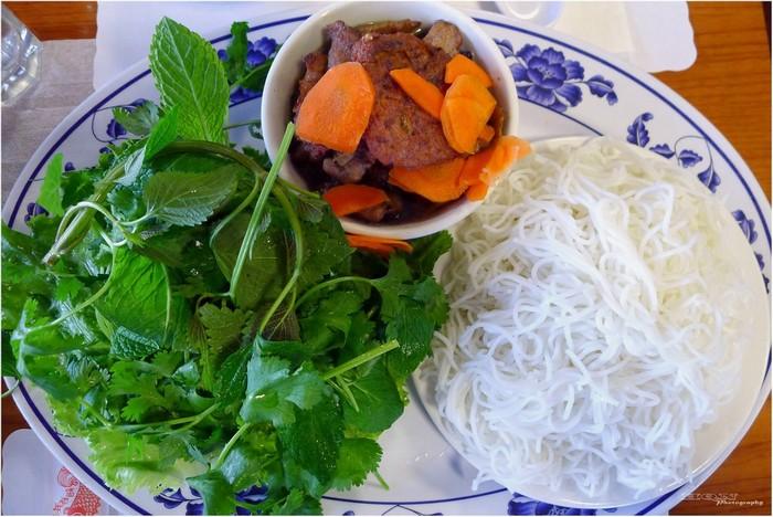 Món ăn được thực khách nước ngoài yêu thích ở Hà Nội