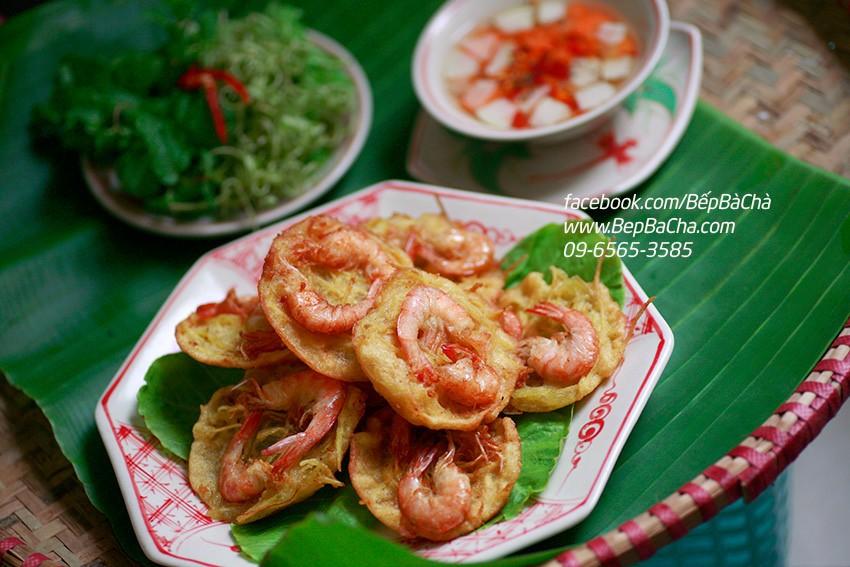 Bánh tôm Hồ Tây, niềm tự hào của Hà Nội