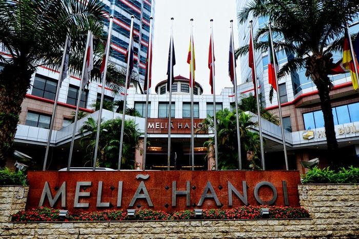 Melia Hà Nội nằm ở vị trí 'đắc địa' tại trung tâm thủ đô