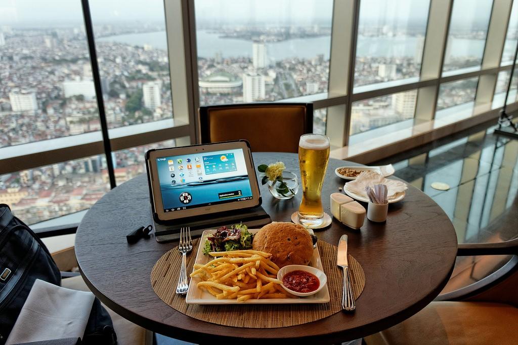 Tận hưởng những điều tuyệt vời ở khách sạn Lotte