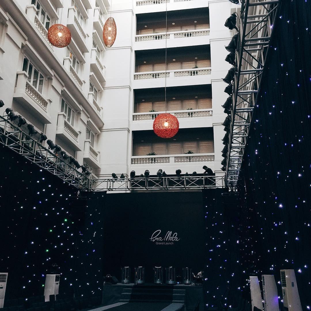 Không gian 'vừa nhìn đã mê' ở De l'Opera