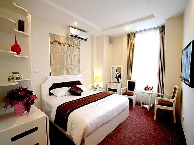 Căn phòng đầy đủ tiện nghi ở Hồ Giám