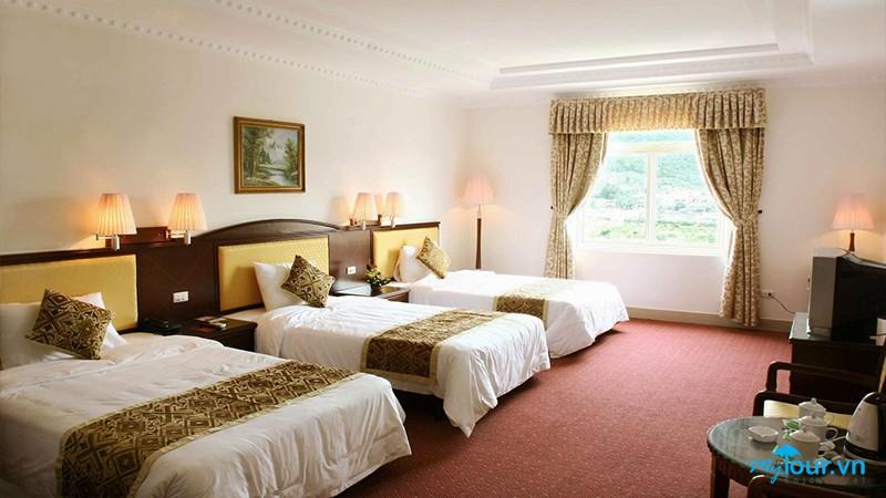 Mỗi phòng đều có tầm nhìn đẹp để ngắm cảnh
