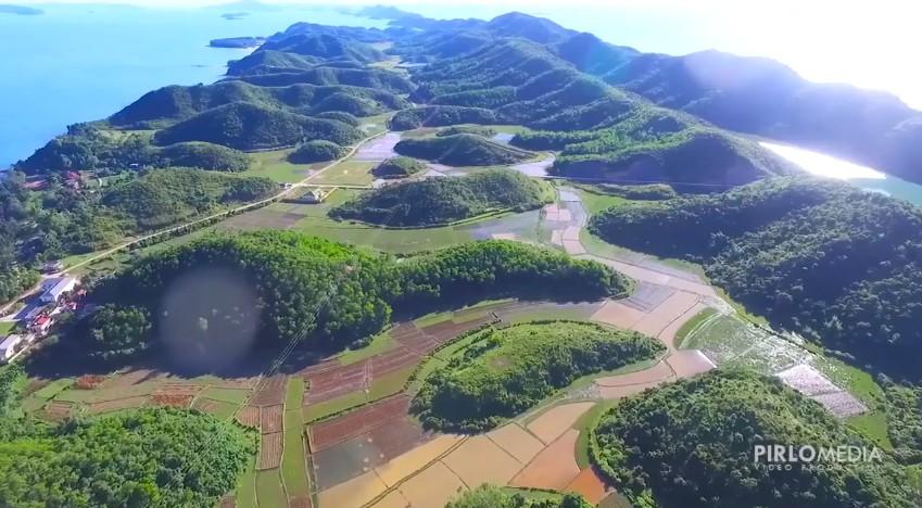 Hòn đảo xanh mướt mắt với diện tích rừng nguyên sinh lên đến 500 ha