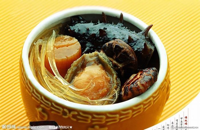 Bào ngư, vi cá, hải sâm cùng hội tụ