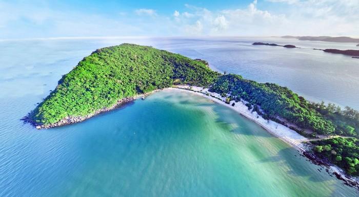 Vẻ đẹp mộng thơ của rẻo đất cao chơi vơi giữa biển trời Phú Quốc