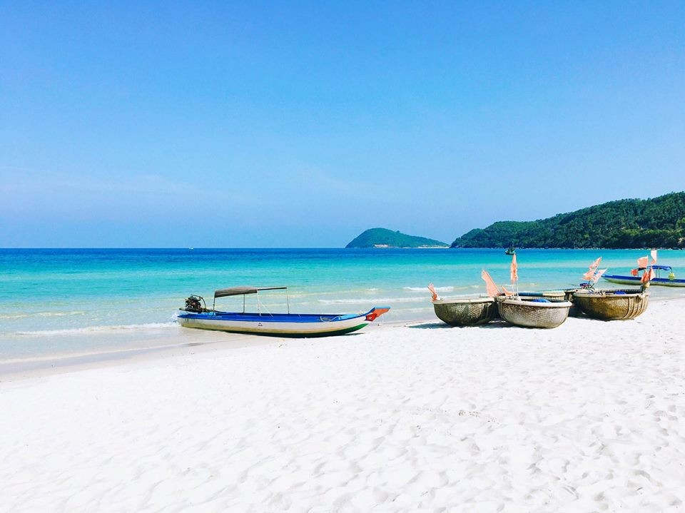 Bãi Khem gần Mũi Ông Đội là bãi biển đẹp nhất ở Phú Quốc