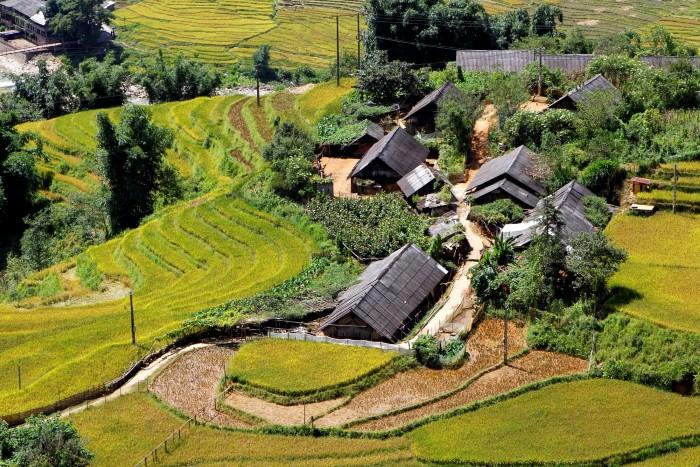 Khám phá các bản làng ở Sapa