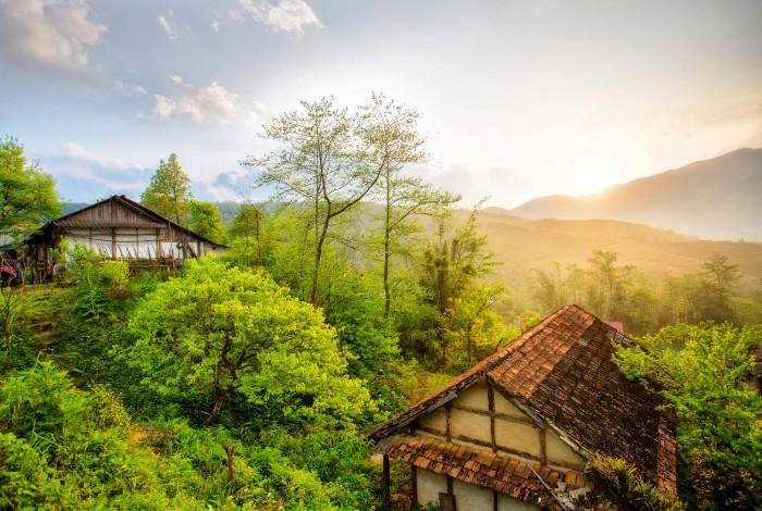 Tháng 3 đến tháng 5 và tháng 9 đến tháng 11 là khoảng thời gian lý tưởng nhất để du lịch Sapa
