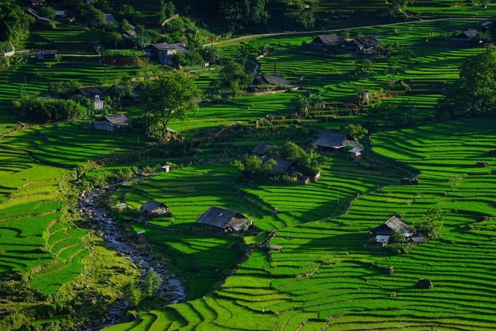 Sapa còn nhiều bản làng lắm mà người ta dặn lòng phải ghé cho bằng hết