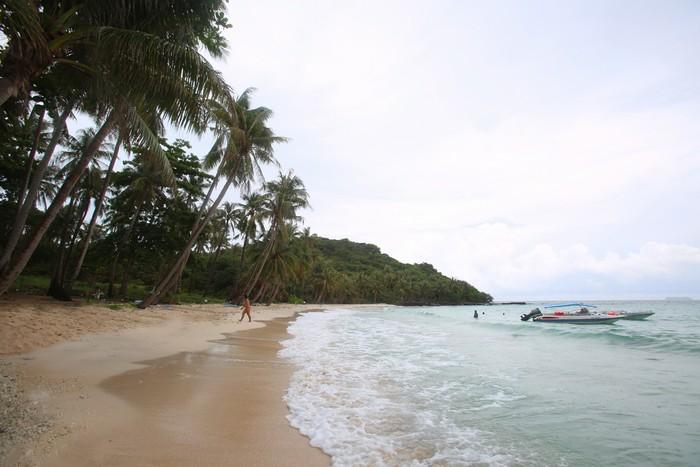 Hiện hòn đảo thiên đường nhỏ này đang là điểm đến thu hút rất đông khách du lịch trong và ngoài nước.