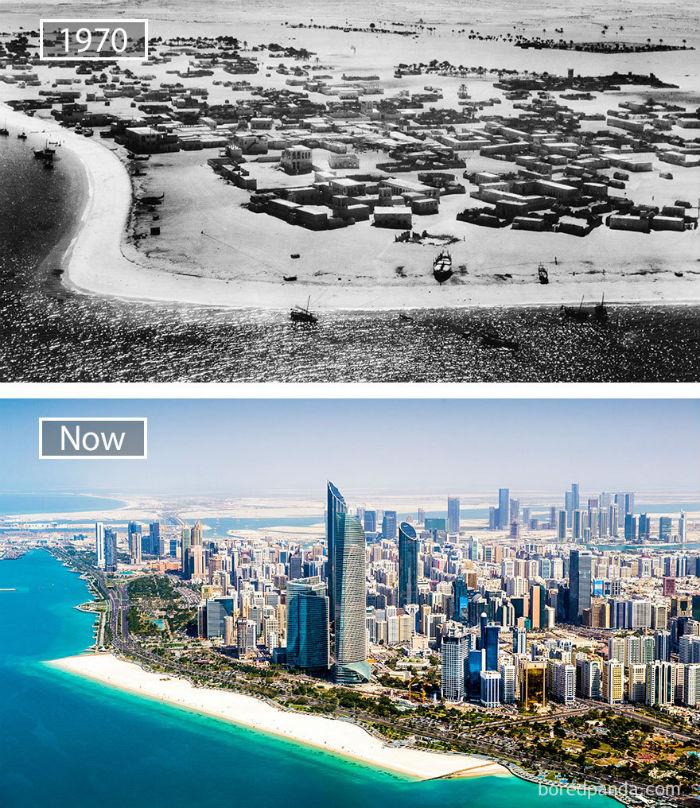 Cũng giống người anh em Dubai, Abu Dhabi là thành phố quan trọng thứ hai trong khu vực các Tiểu vương quốc Ả Rập thống nhất, xếp hạng 68 trong danh sách điểm đến có mức chi tiêu đắt đỏ nhất thế giới vào năm 2014.