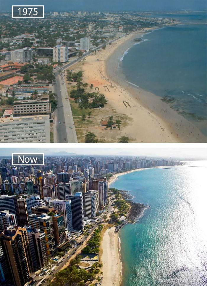 Fortaleza là thủ phủ bang Ceara, Brazil, nổi tiếng với những bãi biển, vách đá đỏ, cây cọ, cồn cát và đầm phá.