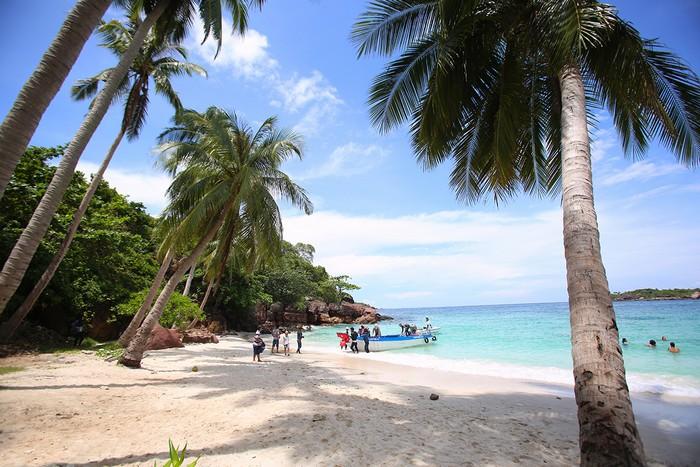 Hiện hòn đảo không có người dân ở, dịch vụ chưa có gì nên khi đến đây, bạn phải chuẩn bị mọi thứ để trọn vẹn một ngày trải nghiệm và vui chơi thú vị.