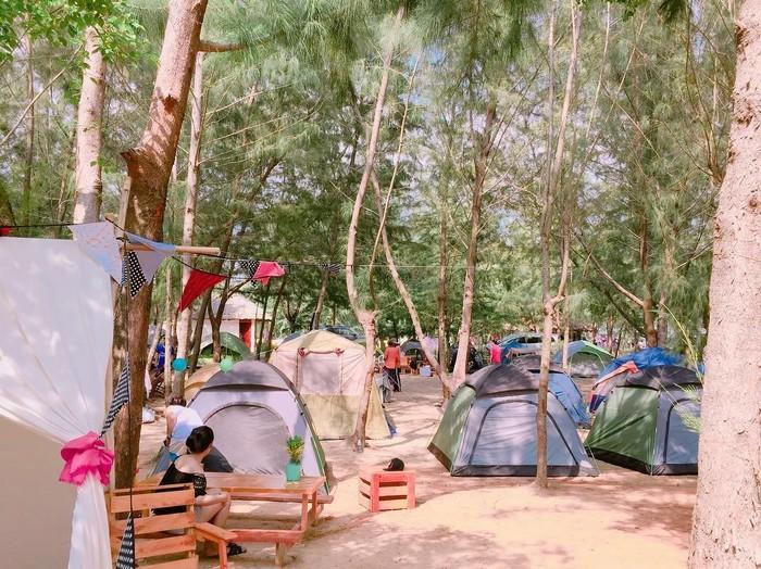 Sôi động cùng Zenna Pool Camp
