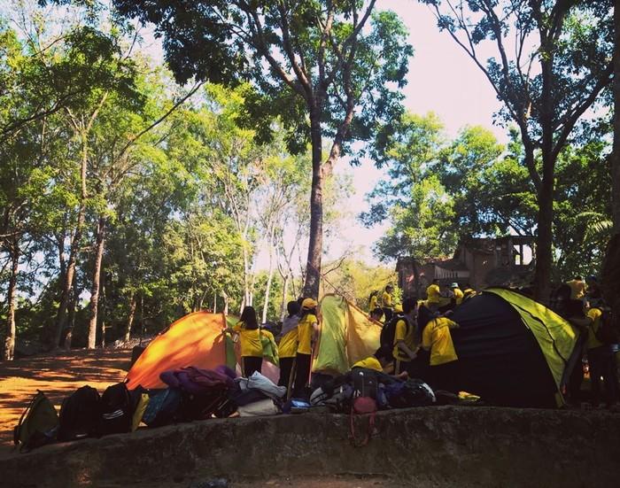 Cao Minh- điểm đến cắm trại gần Sài Gòn