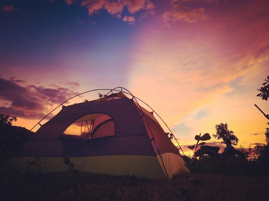 Cắm trại tại Tanyoli