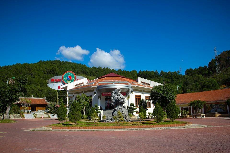 Khu du lịch sinh thái Hải Thượng
