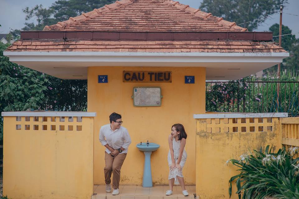 Ngỡ ngàng trước vẻ đẹp Việt Nam qua bộ ảnh cưới của couple Thái