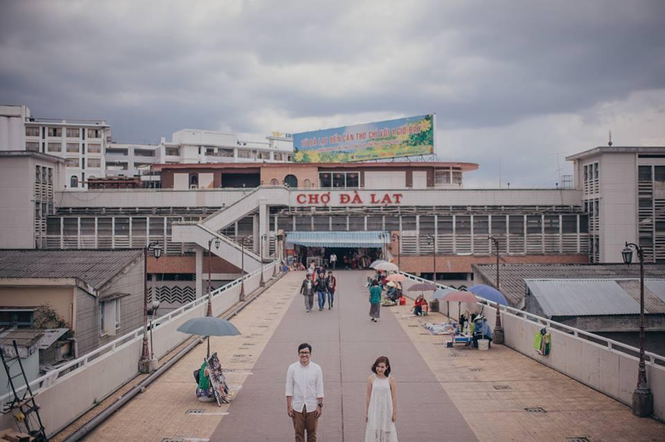 Ngỡ ngàng trước vẻ đẹp Việt Nam qua bộ ảnh cưới của couple Thái 5