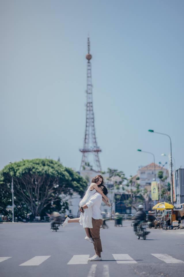 Ngỡ ngàng trước vẻ đẹp Việt Nam qua bộ ảnh cưới của couple Thái 4