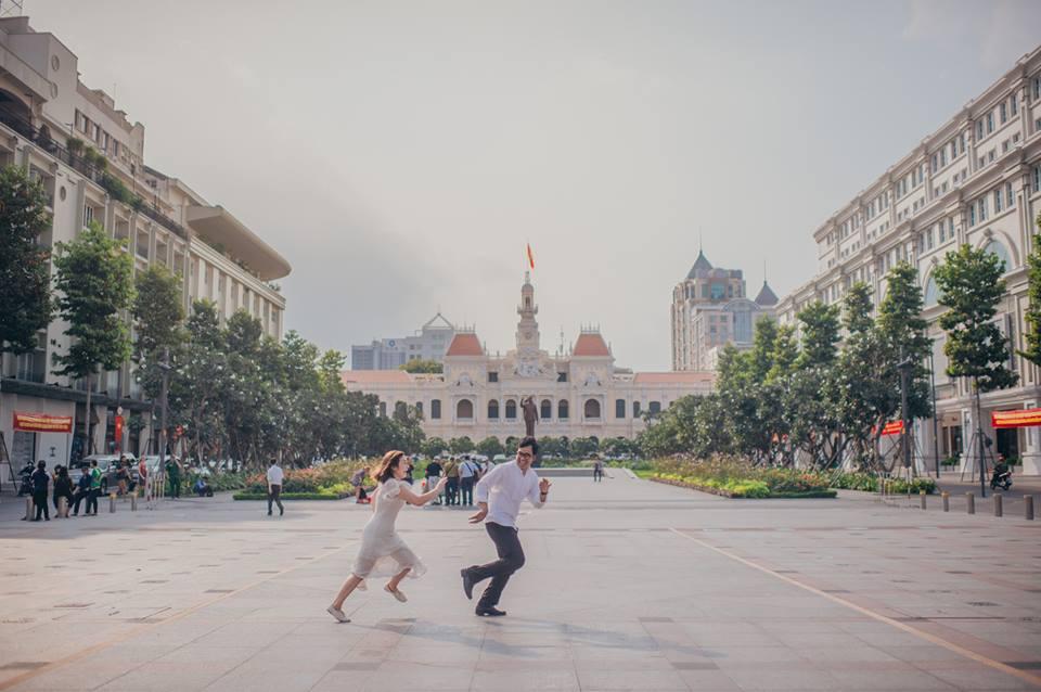 Ngỡ ngàng trước vẻ đẹp Việt Nam qua bộ ảnh cưới của couple Thái 3
