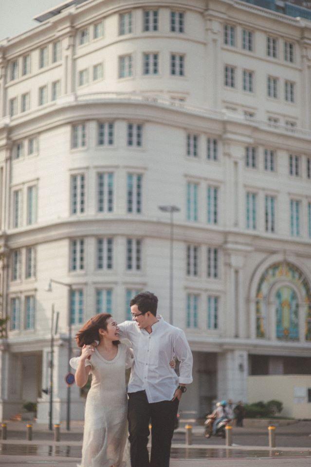 Ngỡ ngàng trước vẻ đẹp Việt Nam qua bộ ảnh cưới của couple Thái 1
