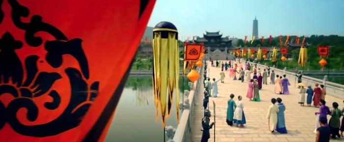 Và cố đô Hoa Lư trong lễ hội đậm sắc màu dân tộc - Ảnh: Sưu tầm