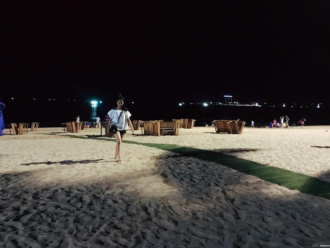 Ảo diệu lúc đêm về - Ảnh: @tram_lun