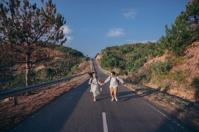 Những bộ ảnh cưới đẹp xuất sắc khi các cặp đôi nước ngoài sang Việt Nam chụp - Ảnh 10.