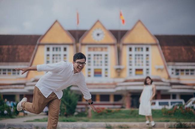 Những bộ ảnh cưới đẹp xuất sắc khi các cặp đôi nước ngoài sang Việt Nam chụp - Ảnh 5.