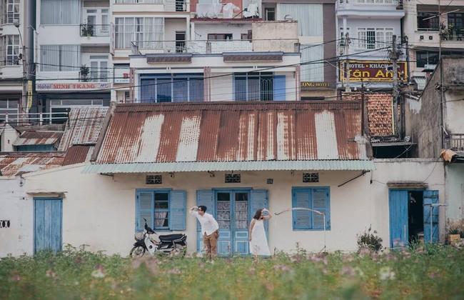 Những bộ ảnh cưới đẹp xuất sắc khi các cặp đôi nước ngoài sang Việt Nam chụp - Ảnh 6.