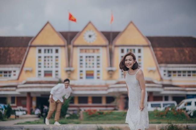 Những bộ ảnh cưới đẹp xuất sắc khi các cặp đôi nước ngoài sang Việt Nam chụp - Ảnh 11.