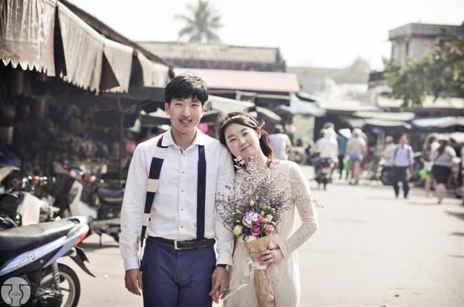 Những bộ ảnh cưới đẹp xuất sắc khi các cặp đôi nước ngoài sang Việt Nam chụp - Ảnh 15.