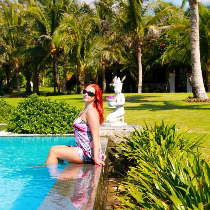 Rộn ràng sắc hè với các resort ở Mũi Né