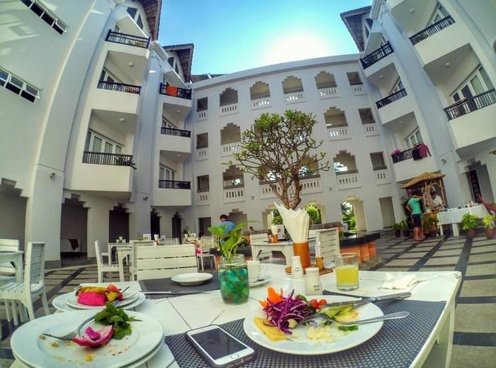 Choáng ngợp trước vẻ đẹp sang chảnh của Muine Bay Resort