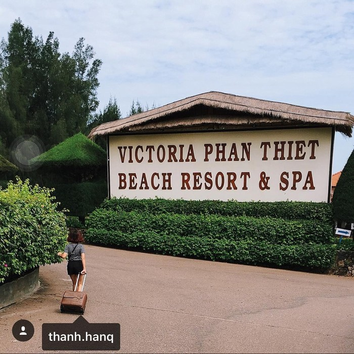 Cứ đi thôi, đến Victoria Phan Thiết Resort