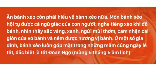 Phở ư? Người Sài Gòn thích bánh xèo hơn!