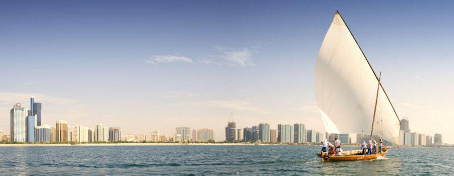 Abu Dhabi là thủ đô và cũng là thành phố lớn nhất, đông dân nhất, giàu có nhất trong Các tiểu vương quốc Ả Rập thống nhất (UAE).