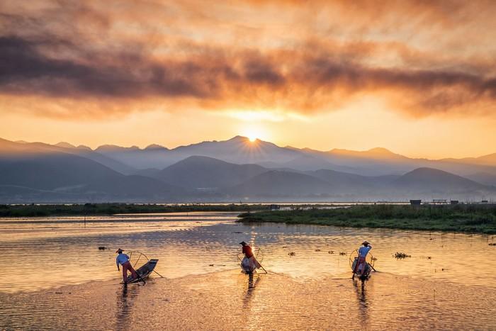 Mê mẩn hương sắc mùa thu ở Đông Nam Á