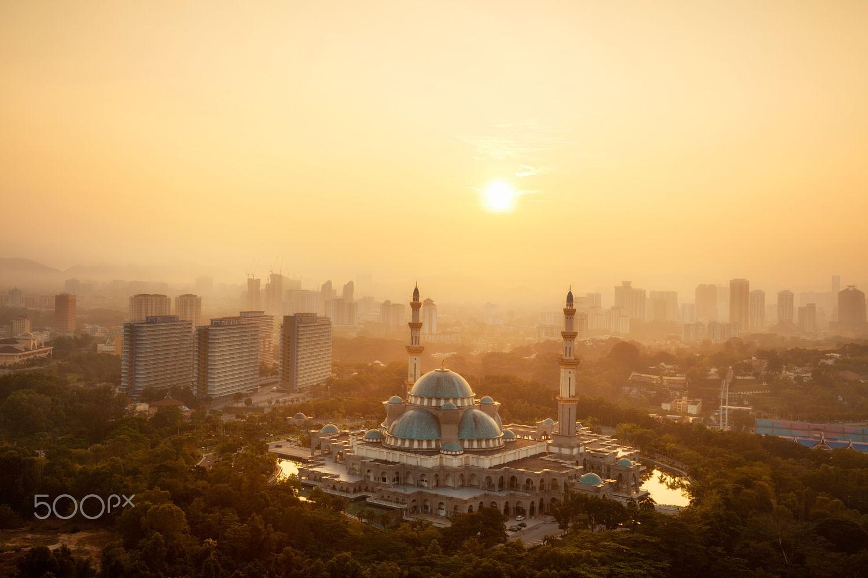 Du lịch mùa thu có những trải nghiệm đầy thi vị cùng Kuala Lumpur