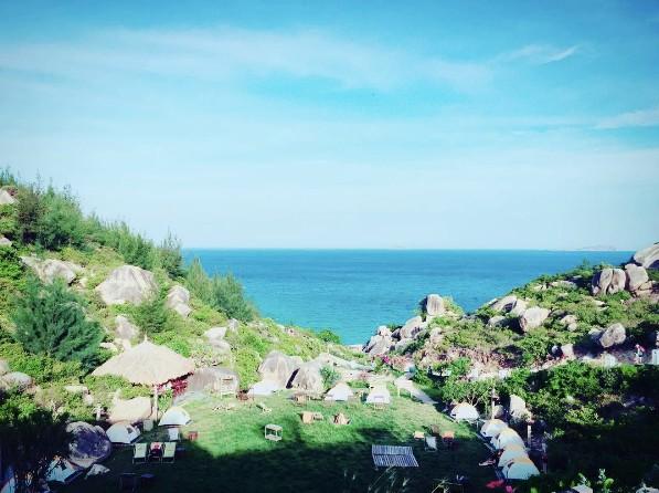 Có gì ở khu dã ngoại Trung Lương: Điểm đến được check in nhiều nhất Bình Định hè này - Ảnh 7.
