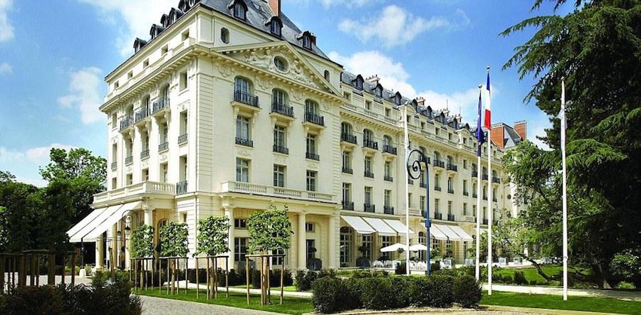 Những cầu thủ đến từ Ireland lựa chọn khu nghỉ dưỡng sang trọng và thoải mái tại Cung điện Trianon, Versailles, nằm trong một khu vực yên tĩnh của Royal Domain.