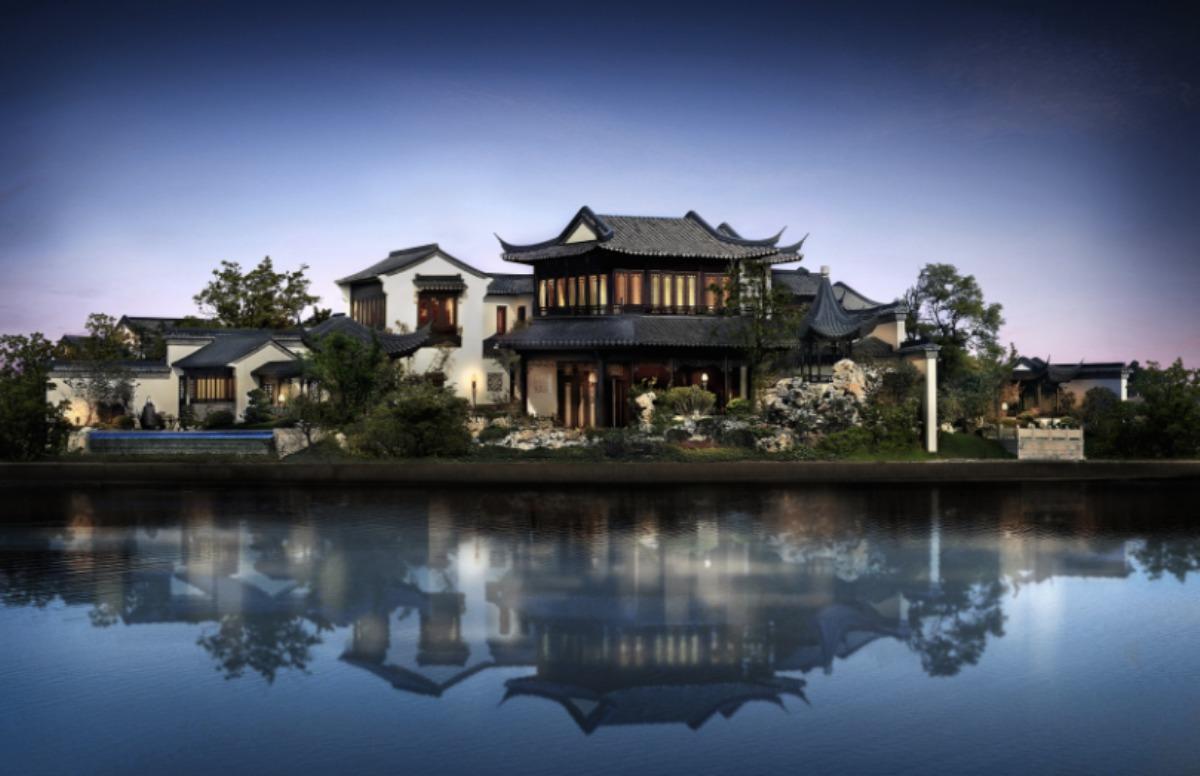 TheoMansion Global, biệt thự nhà vườn đắt nhất Trung Quốc đại lục này trị giá một tỷ nhân dân tệ (hơn 150 triệu USD), có tổng diện tích hơn 6.700 mét vuông.