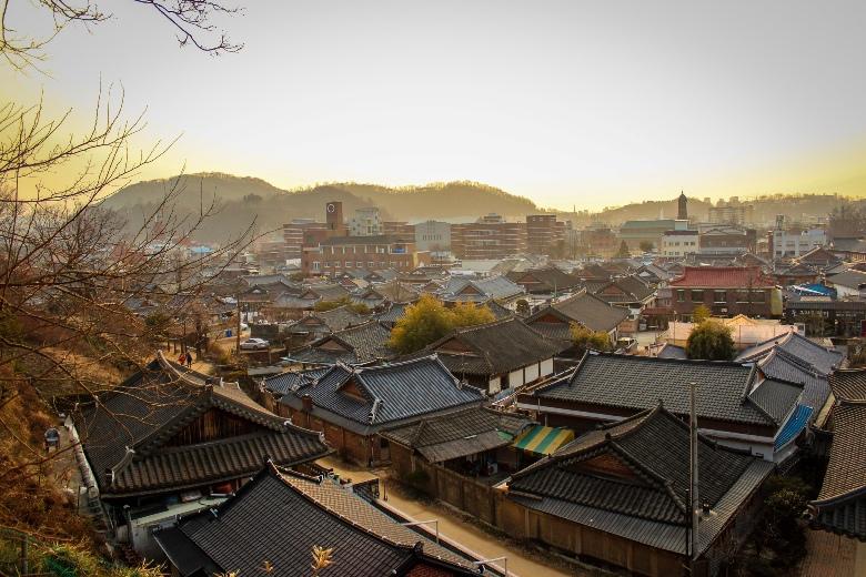 Jeonju, Hàn Quốc