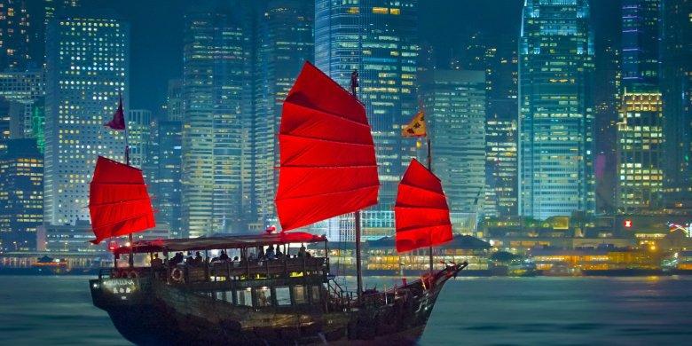 Hong Kong, Trung Quốc